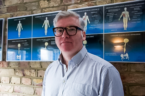 Stuart Dowden, Eltham Chiropractic