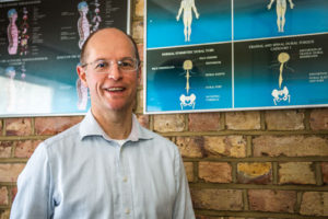 Richard Frost - Chiropractor