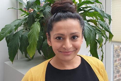 Selina Begum - podiatrist
